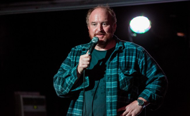 Louis CK Surprise Performance