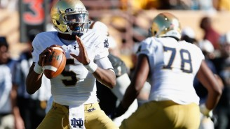 Ex-Notre Dame QB Everett Golson Lands At Florida State