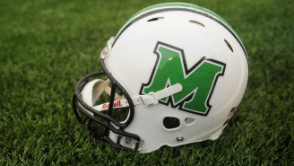 Marshall Running Back Charged With Beating Two Men After They Kissed