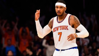 Carmelo Anthony Will Appear In 'Teenage Mutant Ninja Turtles 2,' And There Are Set Photos To Prove It