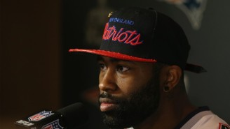 Darrelle Revis Drops The Hammer On His Old Team, Says '[The Patriots] Have A History of Doing Stuff'