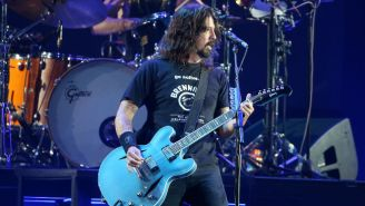 Check Out A Letter 14-Year-Old Dave Grohl Wrote To A Punk Legend