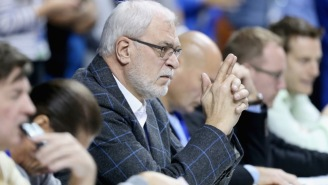 Phil Jackson Showed Some Love To Former Knicks Playing In The Conference Finals