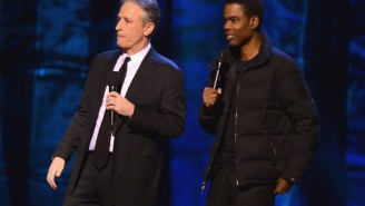 Chris Rock Says Trevor Noah Is 'The Right Guy' For 'The Daily Show'