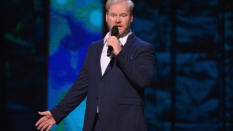 Jim Gaffigan On His New Show And How His Fear Of Giving Advertising Presentations Led To Him Doing Comedy