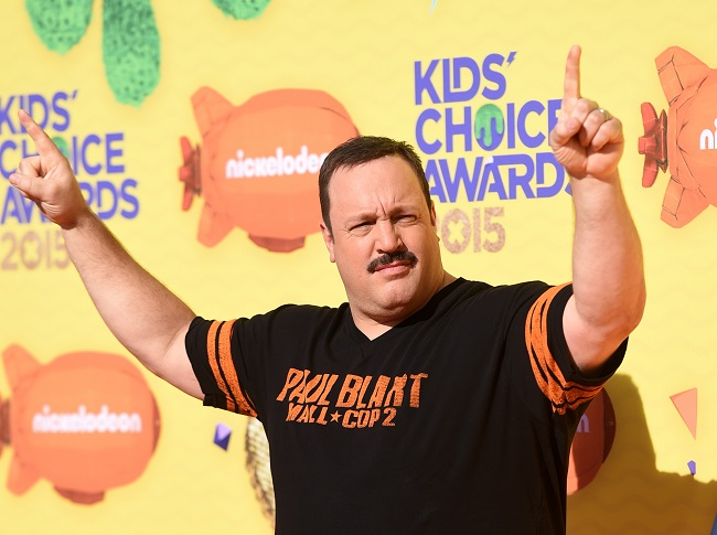 kevin-james kevinjames Kevin James attends Nickelodeon's 28th Annual Kids' Choice Awards - Arrivals