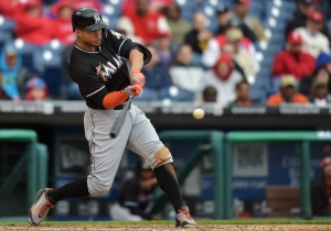 Watch Giancarlo Stanton Completely Crush A Homer Out Of Dodger Stadium