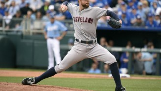 Corey Kluber Struck Out A Ridiculous 18 Batters In A Shutout Win