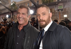 Mel Gibson Decided To Show Up To The 'Mad Max: Fury Road' Premiere