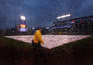 The Rockies And Dodgers Played Tic-Tac-Toe On Twitter During A Rain Delay