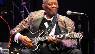 Musicians And Celebrities Pay Tribute To B.B. King On Social Media
