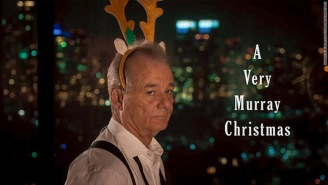 Weekend TV Preview: Celebrate The Season With Bill Murray's Netflix Christmas Special