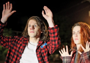 Jesse Eisenberg Is A Stoned Cold Killer In The 'American Ultra' Redband Trailer