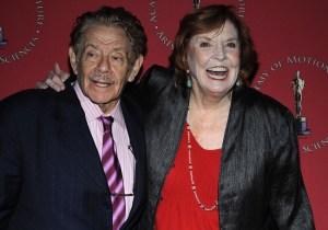 R.I.P. Anne Meara, Actress And Comedian, Partner Of Jerry Stiller And Mother Of Ben Stiller