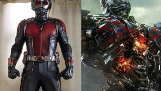 The 'Transformers' Cinematic Universe Just Added Two 'Ant-Man' Writers