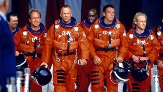 Watch The Honest Trailer For 'Armageddon,' Michael Bay's 'Last Fun Movie'