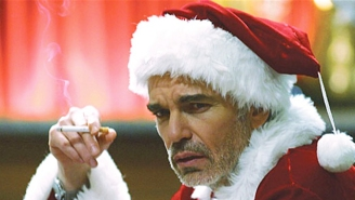 'Bad Santa 2' May Stumble Out Of Development Hell And Shoot This Fall