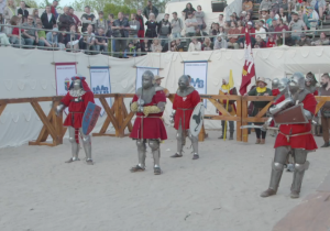 Battle Of Nations Is The Greatest Medieval Team Knight Fighting Sport