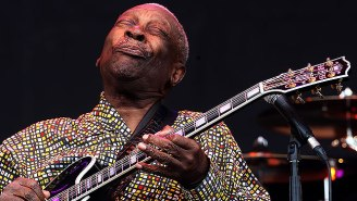 B.B. King Suffered A Heart Attack And May Be A Victim Of Elder Abuse