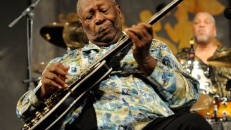 R.I.P. B.B. King, American Blues Singer And Guitarist, 1925-2015