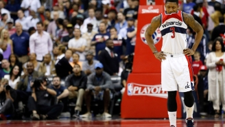 Bradley Beal On His Rooting Interests In The Playoffs: 'I Hope Nobody Wins'