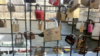 Paris Will Permanently Remove The 'Love' Locks From The Famous Pont Des Arts Bridge