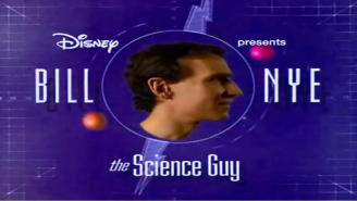 Thirty-One Episodes Of 'Bill Nye The Science Guy' Are Streaming On Netflix