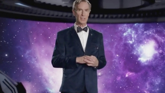 Bill Nye Explained The Universe With Help From Amy Schumer And The Ladies Of 'Broad City'