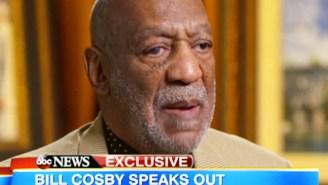 Bill Cosby speaks out on rape allegations