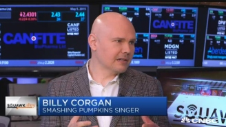 Billy Corgan Trashed The 'Feckless Idiots' Who Run The Music Industry