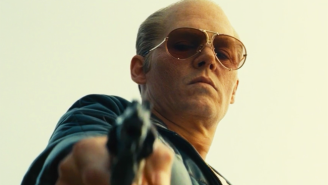 Is 'Black Mass' — A Biopic About Boston Mobster Whitey Bulger — Johnny Depp's Big Comeback?