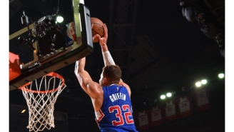 Blake Griffin Went Nuclear Against The Rockets In The First Half Of Game 2