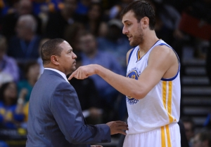 Andrew Bogut Says It's Nice To Have A Coach 'Who's Not Full Of Himself'