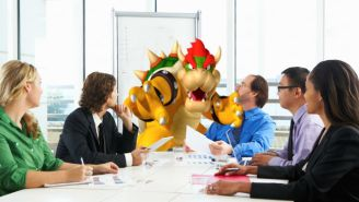 Nintendo Appoints Bowser As Vice President Of Sales