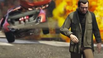 Heisenberg Lives In This 'GTA V' Tribute To 'Breaking Bad'
