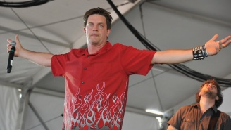Jim Breuer Still Loves 'Half Baked' And Can't Wait For You To Hear His Heavy Metal Album