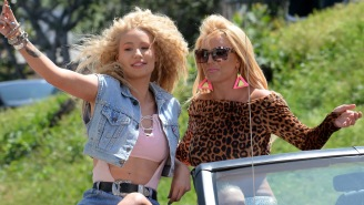 Iggy Azalea Tweeted Her Disapproval After Her New Single With Britney Spears Leaked To The Public
