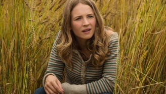 Britt Robertson On 'Tomorrowland,' Being A Power Ranger, And Playing Mike Seaver's Daughter