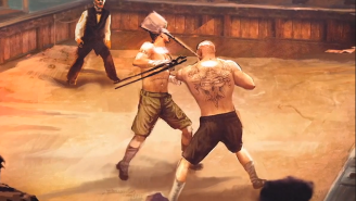 Wait, Is That BROCK LESNAR In The New Assassin's Creed Game?