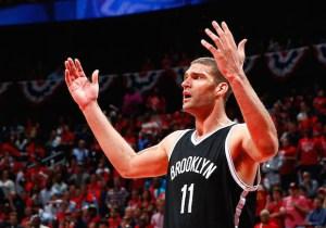 Brook Lopez's Future With Nets Is Uncertain Despite A Coach's Impassioned Plea