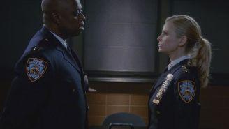 HitFix First Look: On 'Brooklyn Nine-Nine,' Holt and Wuntch get physical