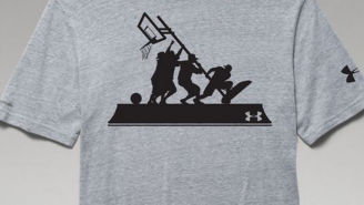 Under Armour Is Receiving Some Hefty Backlash For Their 'Band Of Ballers' T-Shirt