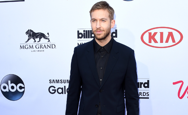 Calvin Harris is a person who does something