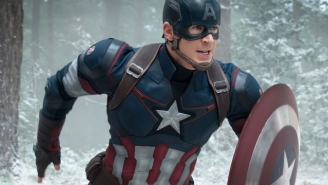 Captain America & Crossbones Battle In More Leaked 'Civil War' Set Video
