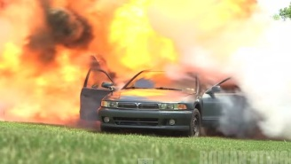 This Guy Gave His Grandma A Heart Attack By Blowing Up Her Car
