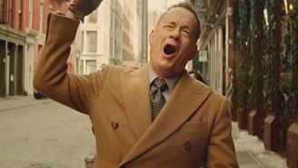 5 Highlights From Carly Rae Jepsen's New Video Starring Tom Hanks
