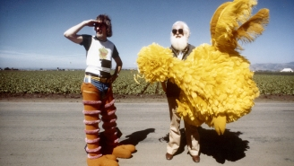 10 amazing facts about Big Bird, from his new documentary