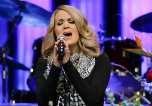 Carrie Underwood, Luke Bryan, Florida Georgia Line playing 2015 CMT Music Awards
