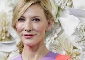 Cate Blanchett Says She Used To Do Lesbo Stuff Or Something
