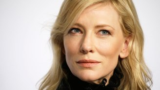 Cate Blanchett says she told reporter she hasn't had sexual relationships with women
